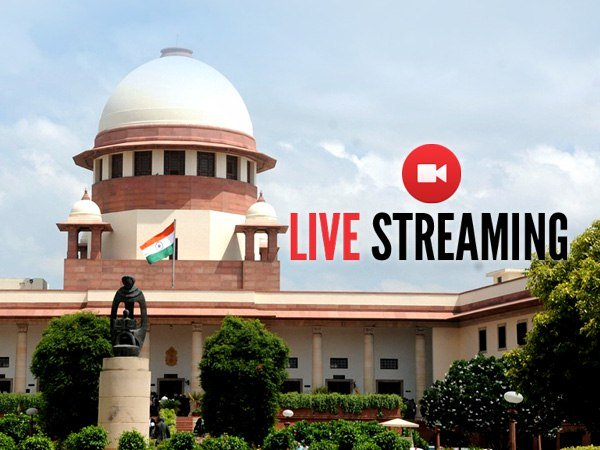 Supreme Court allows live streaming