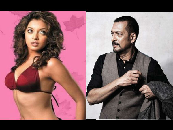 Tanushree Dutta Nana Patekar Has History Assaulting Women
