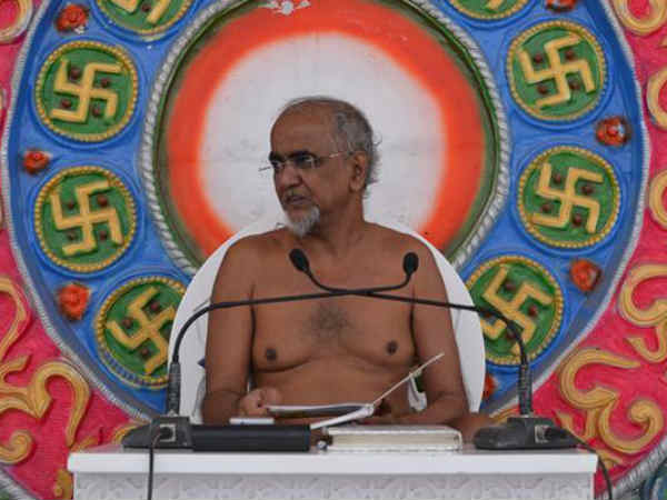 Tarun Sagar Biography A Naked Digambar Jain Monk