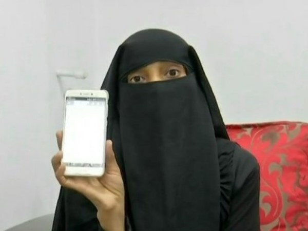 Hyderabad 29 Year Old Woman Gets Triple Talaq From Husband In Oman Over Whatsapp