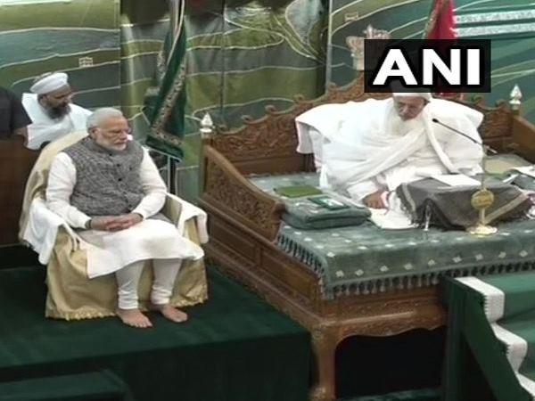 Today Pm Narendra Modi Attends Dawoodi Bohra Programe Indor