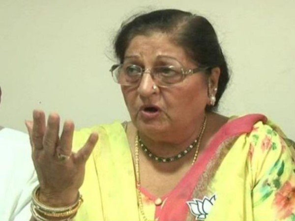 Haryana Bjp Mla Premlata Says Unemployed Frustrated Youth C