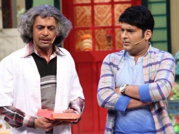 Is Kapil Sharma Trying Rekindle Friendship With Pataakha A