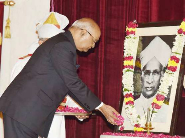 On The Teachers Day President Ram Nath Kovind Has Greeted T