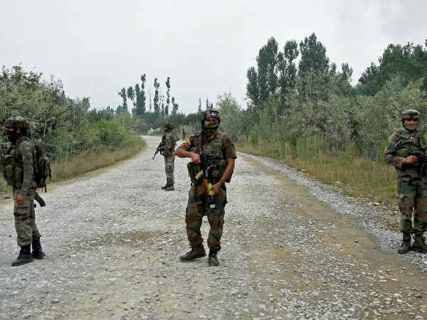 Massive Search Operation Launched Forces Pulwama Jammu Kashm