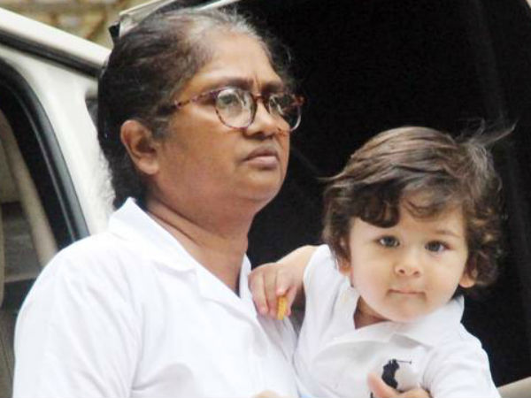 Taimur Ali Khan S Nanny Gets Whopping Rs 1 5 Lakh Per Month