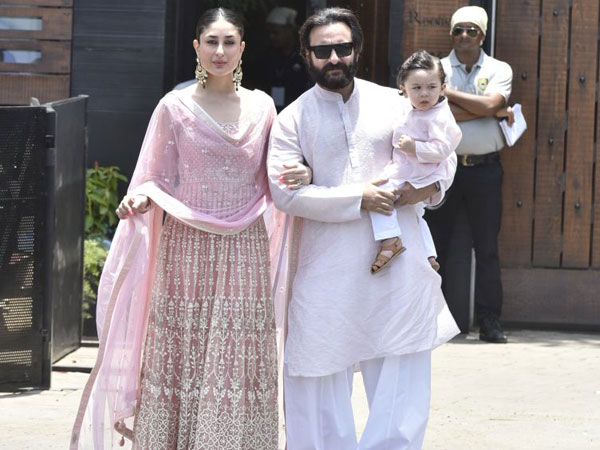 Saif Ali Khan Kareena Kapoor Decided Keep Taimur Away From P