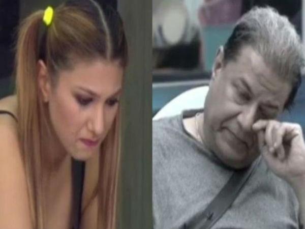 Bigg Boss 12 Anup Jalota Angry On Jasleen Video Viral