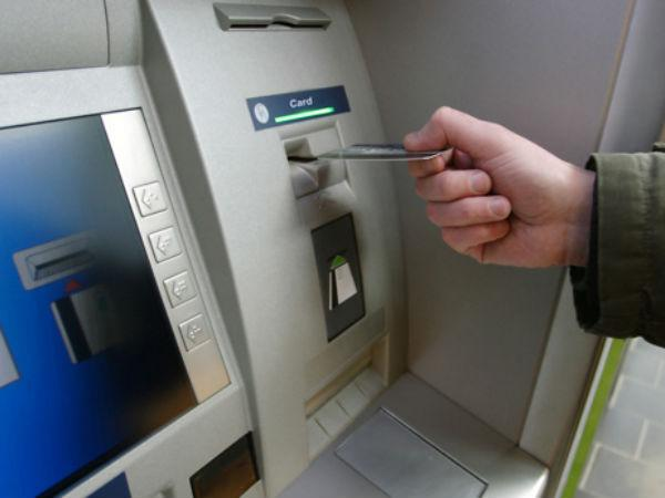 Sbi Is About Set Limit 20000 Rupee Atm Withdrawal