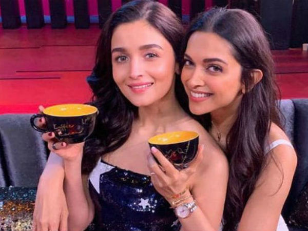 Koffee With Karan 6 Karan Johar Spills The Beans On Deepika Padukone And Alia Bhatt Highlights Here