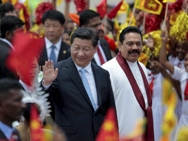 With The Latest Development Sri Lanka How Chinese Influence
