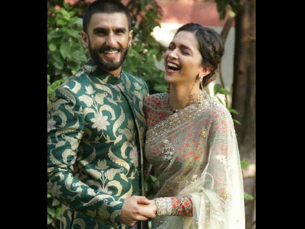 Deepika Padukone Ranveer Singh Invited Only 4 Celebrities Fr