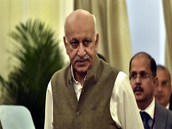 Hearing Criminal Defamation Case Filed Mj Akbar Against Jour