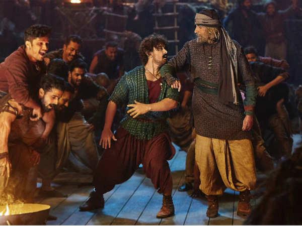 Aamir Khan Amitabh Bachchan S Thugs Hindostan Will Be The B