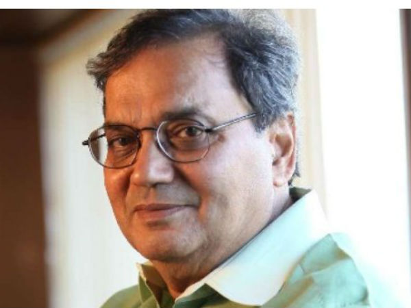 Metoo Movement Filmmaker Subhash Ghai Accused Drugging Raping Woman