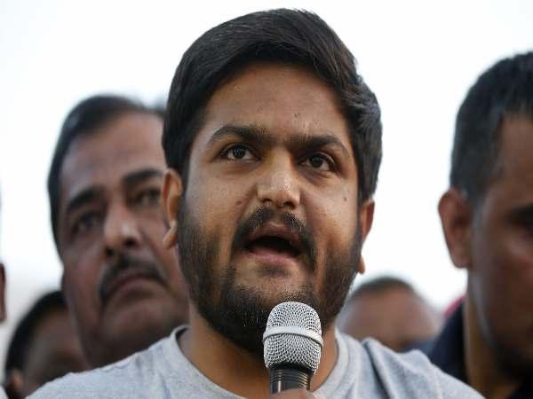We Elected Donkeys Govt Says Hardik Patel