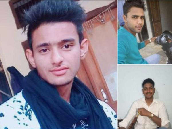 Rewari Gangrape Dna Three Accused Matches With The Stains O