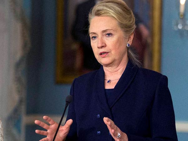 America Bomb Found At Home Of Hilary Clinton In New York