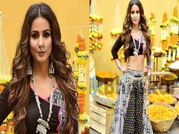 Hina Khan Entry As Komolika Kasautii Zindagii Kay
