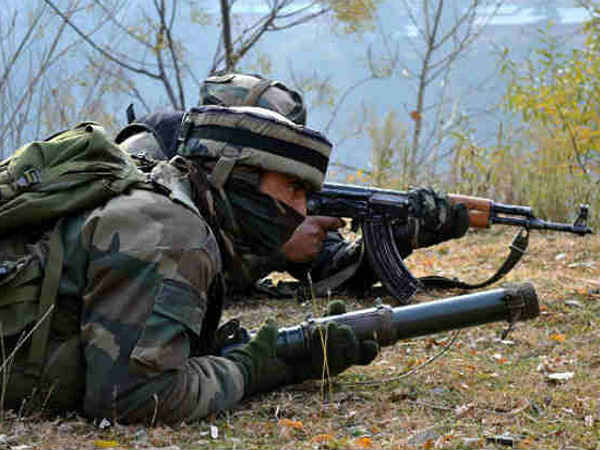 After 10 Surgical Strike Threat Pakistan Resorts Unprovoked Firing Along Loc In Jk India Retaliate