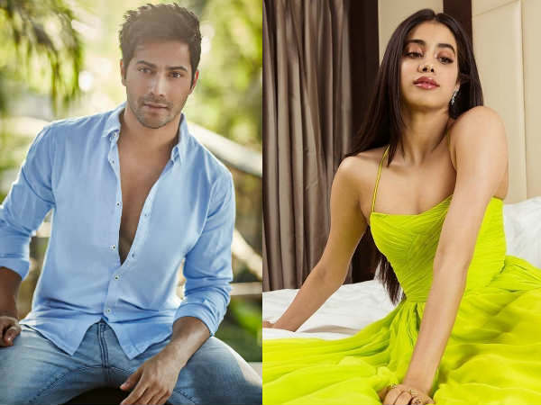 Janhvi Kapoor Varun Dhawan Come Together A Spy Thriller