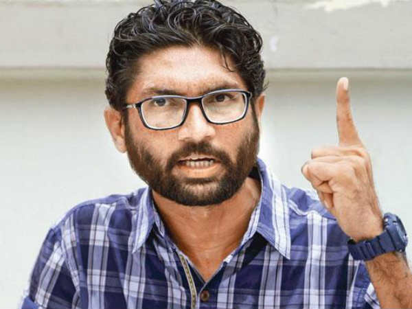 Gujarat Mla Jignesh Mevani Called Pm Modi Namak Haraam On