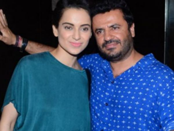 Vikas Bahl S Ex Wife Richa Dubey Lashes At Kangana