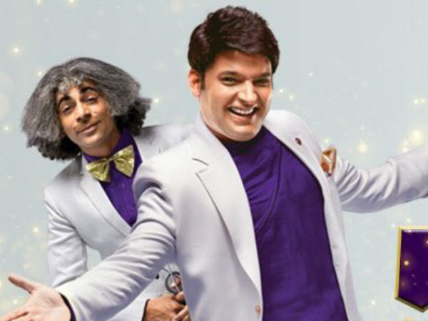 Kapil Sharma Sunil Grover Work Together Kapil Show