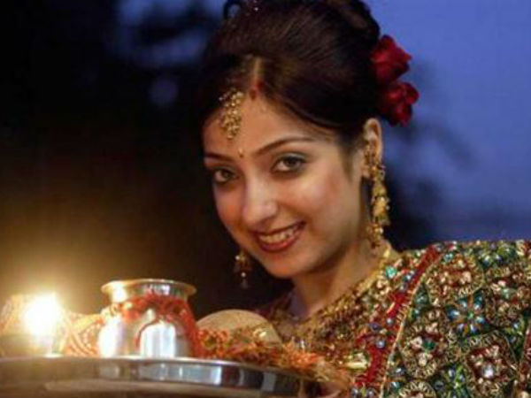 Karva Chauth Most Important Festivals Married Women