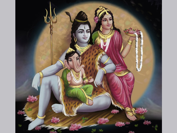 Lord Shiva Became Crocodile Test Parvati Love