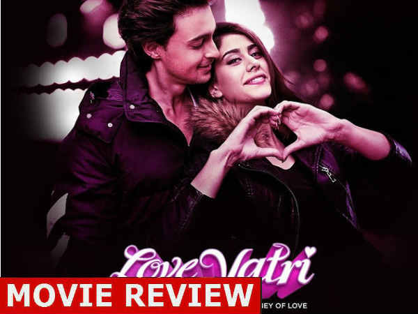 Aayush Sharma Warina Hussain Starrer Loveyatri Misses The Rhythm And Fails