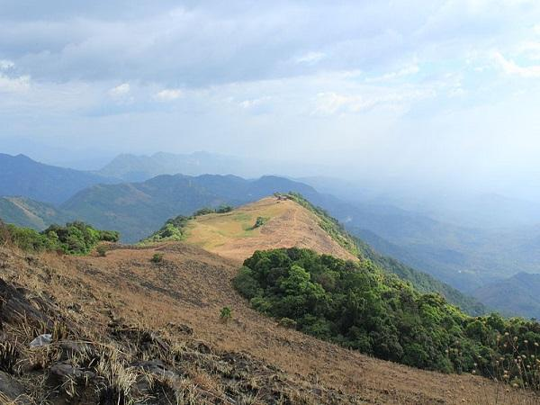 Paithamala Hill Station On Kannur Is Best Vacationing