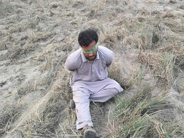 Pakistani Nationals In Firozpur Who Were Approaching To The Indian Side Arrested
