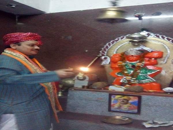 Baba Pandokhar Sarkar Launch New Party