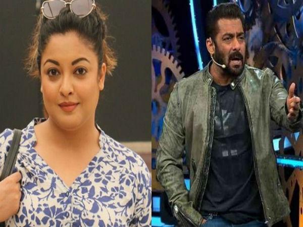 Have Look Tanushree Dutta Now Targeted Salman Khan Bigg Boss