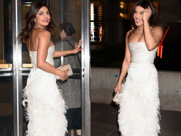 Priyanka Chopra Kick Starts Wedding Celebrations