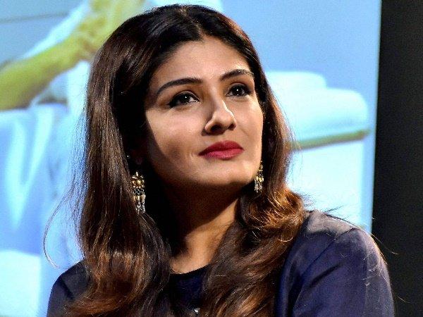 #MeToo: રવીના ટંડનને આવ્યો ગુસ્સો, કહ્યું- જાતિય શોષણ નથી થયું પણ...