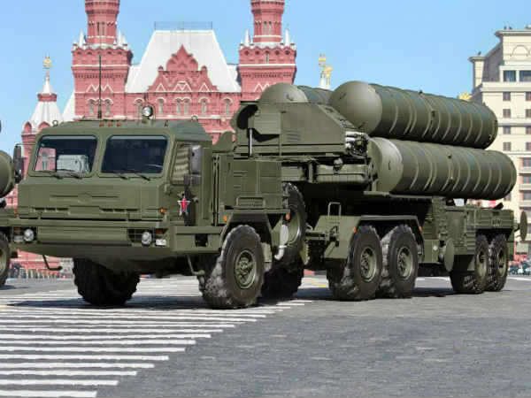 Know About The Most Lethal Missile System World S 400 Triumf