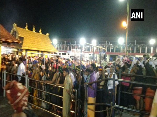 Sabarimala Temple Closed Gates On Monday After Five Days Puja