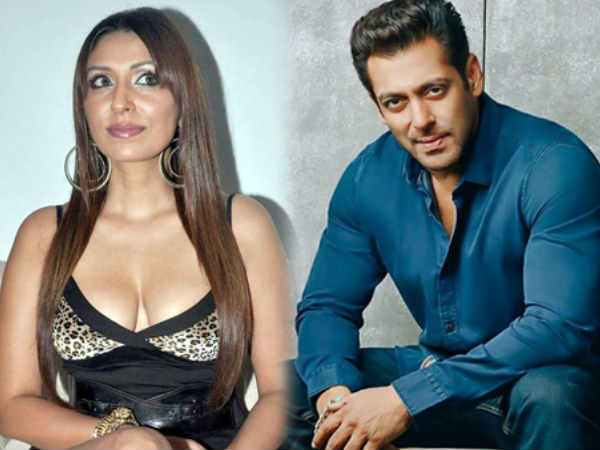 Pooja Mishra Trolled Accusing Salman Khan