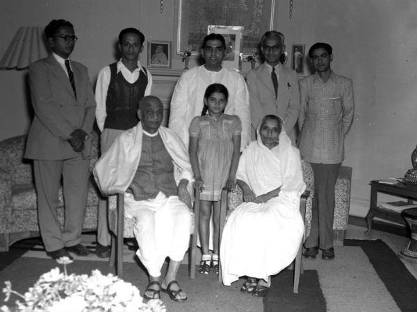 Maniben Patel Sardar Patel S Daughter Was Woman Tremendous