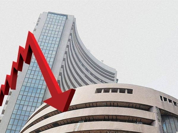 Sensex Down Nifty Slips Rupee Agaisnt Dollar