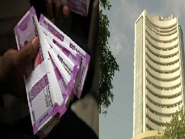 Indian Rupee Slips Further Against Us Dollar Sensex Continues To Fall