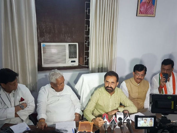 Shaktisinh Gohil Blamed Bjp Attacks On Bihar Migrants