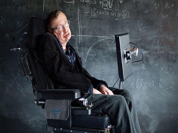 Stephen Hawking Wrote His Last Book There Is No God No One