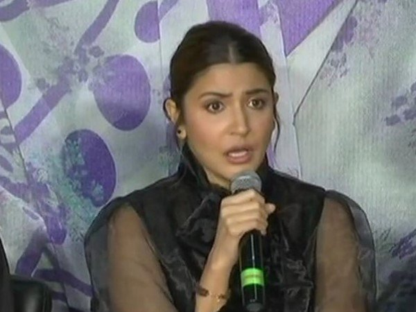 Anushka Sharma On Tanushree Dutta It Takes Lot Of Courage To Say These Things
