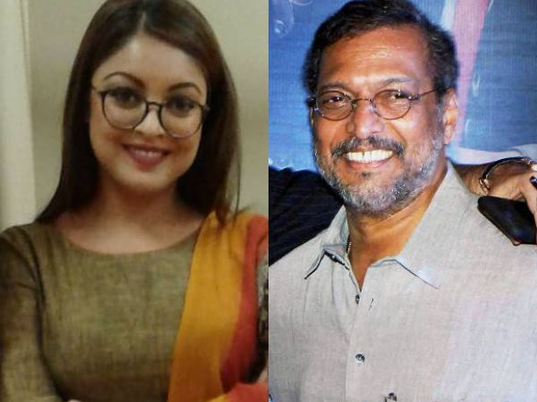 Tanushree Dutta Files Police Complaint Against Nana Patekar And Others