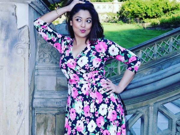Tanushree Dutta Gives Reply Rakhi Sawant S Allegations