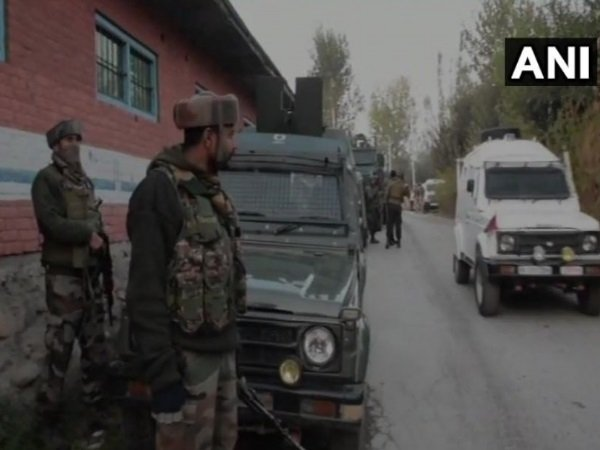 Jammu Kashmir Security Forces Gunned Down Terrorist Pulwama