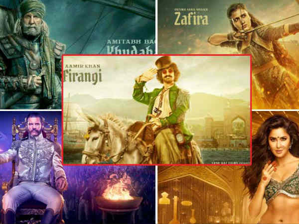 Thugs Of Hindostan Advannce Booking To Start From November